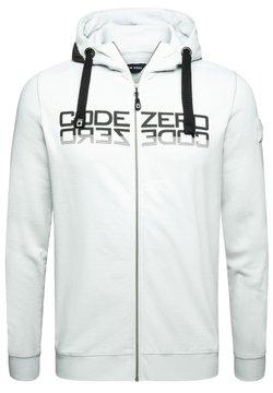 CODE | ZERO - OVERDRIVE - Sweatjacke - glacier