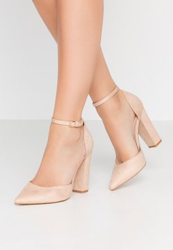 ALDO Wide Fit - NICHOLES WIDE FIT - High Heel Pumps - rugby tan