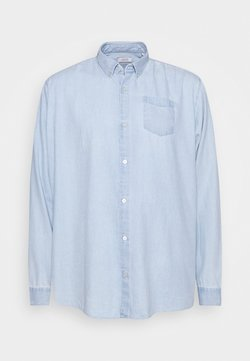 Jack´s Sportswear - WASHED OXFORD - Camicia - light blue