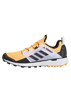 adidas Performance - TERREX SPEED LD TRAIL RUNNING SHOES - Zapatillas de trail running - gold