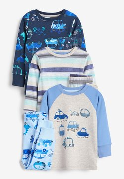 Next - 3 PACK  - Pyjama - blue