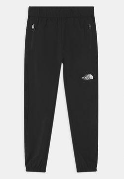 The North Face - MOUNTAIN - Spodnie treningowe - black