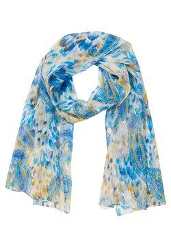 Laura Biagiotti Roma - Schal - blau multicolor
