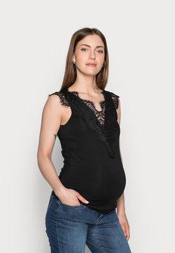 Pieces Maternity - PCMIU - Top - black