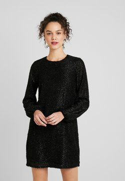 Vero Moda - VMISOLDA SHORT DRESS - Cocktail dress / Party dress - black