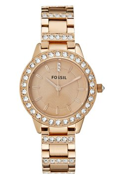 Fossil - Montre - rose gold-coloured