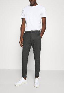 Gabba - PISA HOUND PANT - Stoffhose - black
