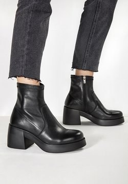 Inuovo - Ankelstøvler - black blk