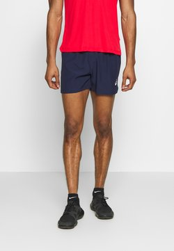 ASICS - SHORT - Pantalón corto de deporte - peacoat