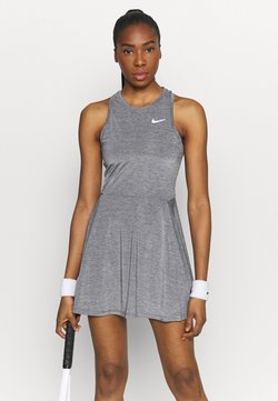Nike Performance - ADVANTAGE DRESS - Sportklänning - black/white