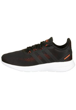 adidas Performance - LITE RACER - Sneaker low - core black / seasonal red