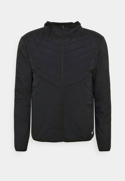 Nike Performance - AROLYR JACKET - Laufjacke - black/reflect silver