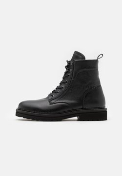 Marc O'Polo - LACE UP BOOT - Schnürstiefelette - black
