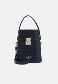 LYDC London - Torebka - dark blue