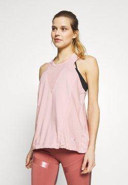 adidas by Stella McCartney - TANK - Tekninen urheilupaita - pink