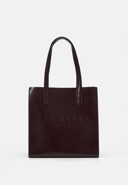 Ted Baker - ALICON CRINKLE PATENT EMBOSSED SMALL ICON - Torebka - purple