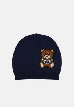 MOSCHINO - HAT UNISEX - Pipo - blue navy
