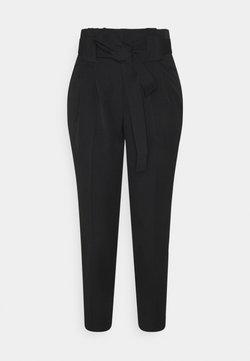 YAS Petite - YASTUDOR PANT - Pantalones - black