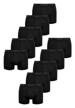 Next - A-FRONTS TEN PACK - Shorty - black