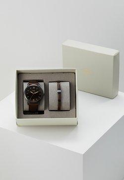 Fossil - SET THE MINIMALIST - Horloge - braun