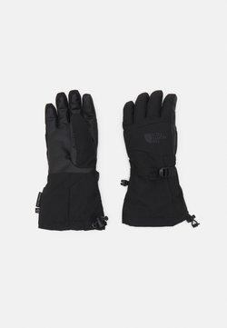 The North Face - MONTANA FUTURELIGHT ETIP GLOVE - Fingervantar - black