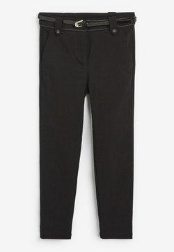 Next - Spodnie materiałowe - black