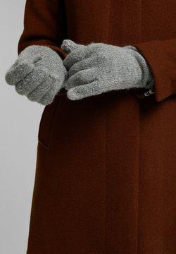 Esprit - Fingerhandschuh - medium grey