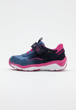 Superfit - SPORT5 - Trainers - blau/rosa