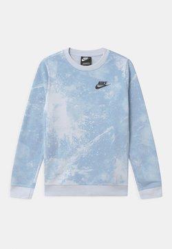 Nike Sportswear - MAGIC CLUB CREW - Bluza - football grey