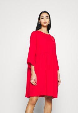 Monki - OLIVIA DRESS - Sukienka letnia - red