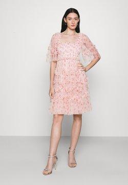 Needle & Thread - BIJOU ROSE MINI DRESS - Cocktailkleid/festliches Kleid - paris pink