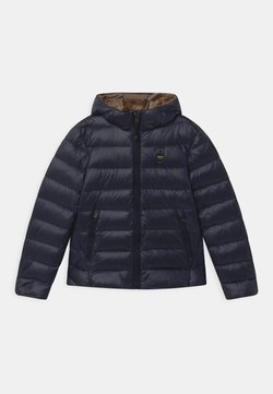 Blauer - GIUBBINI CORTI IMBOTTITO PIUMA - Gewatteerde jas - dark blue