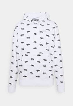 Nike Sportswear - CLUB HOODIE  - Sweat à capuche - white