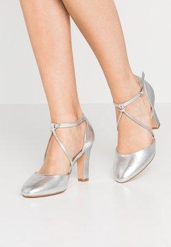 Anna Field - Zapatos altos - silver