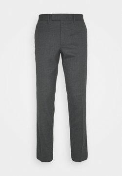 J.LINDEBERG - GRANT MICRO STRUCTURE PANTS - Chinot - dark grey
