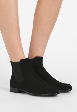 Pretty Ballerinas - CROSTINA - Boots à talons - black