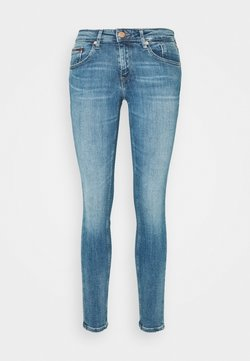 Tommy Jeans - SCARLETT  - Jeans Skinny - harlow mid blue
