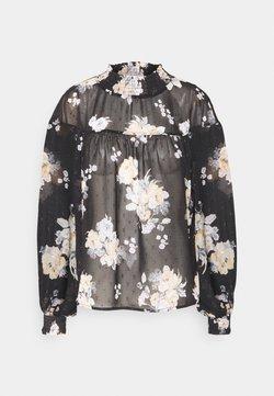 EDITED - GRAZIANA BLOUSE - Bluse - schwarz/mischfarben