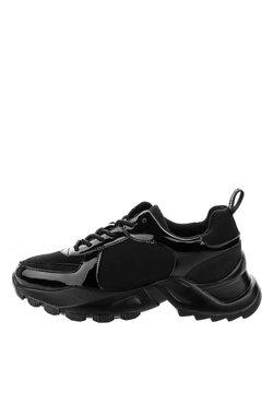 PRIMA MODA - CASTELLO - Sneakers basse - black