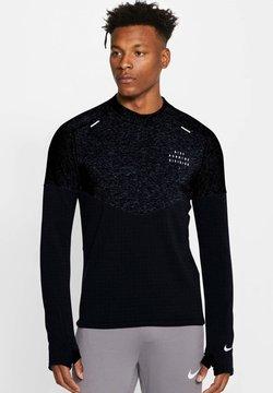Nike Performance - RUN DIVISON  - Funktionsshirt - schwarz