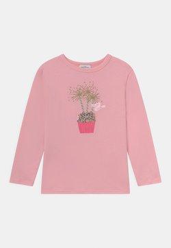 The Marc Jacobs - LONG SLEEVE UNISEX - Långärmad tröja - pinkwashed pink