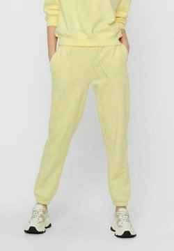 ONLY - Jogginghose - pastel yellow