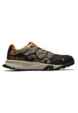 Timberland - GARRISON TRAIL - Sneaker low - brown w black