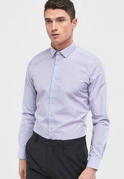 Next - Businesshemd - purple