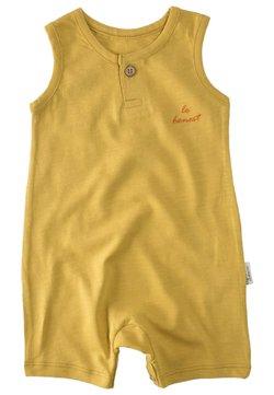 Cigit - Overall / Jumpsuit - mustard yellow