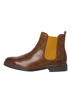 Marco Tozzi - CHELSEA BOOT - Ankle Boot - cognac antic