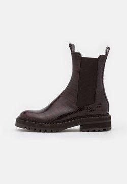 Billi Bi - Platform ankle boots - brown