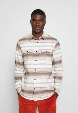 Only & Sons - ONSALEX STRIPED - Camisa - marmalade