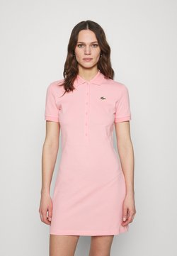 Lacoste LIVE - Shift dress - bagatelle pink