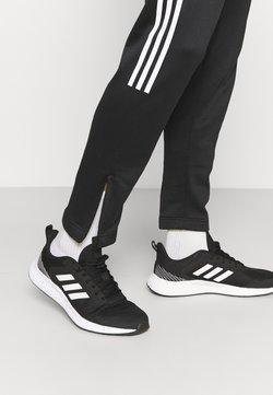 adidas Performance - DESIGNED 4 TRAINING AEROREADY - Spodnie treningowe - black